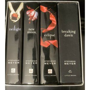 The Twilight Saga Collection Set Twilight New Moon